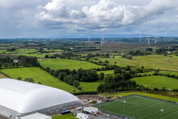 AIRDOME BIGDOME, Cover, Covering, Coperture sportive, Grandi coperture, campo da calcio, copertura campo da calcio